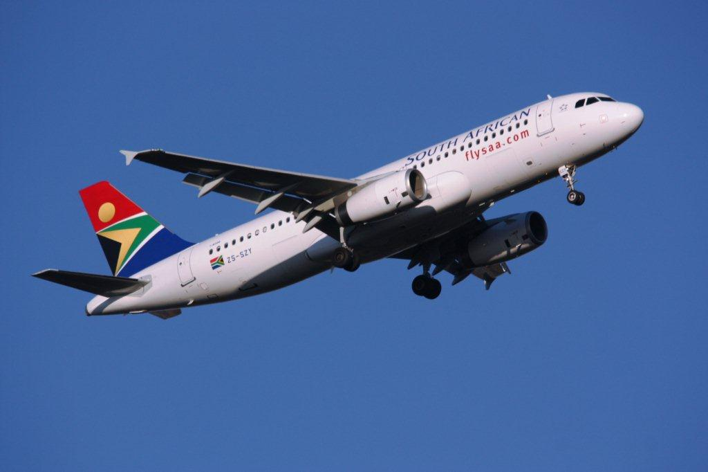 SAA - Airbus A320 - ZS-SZY